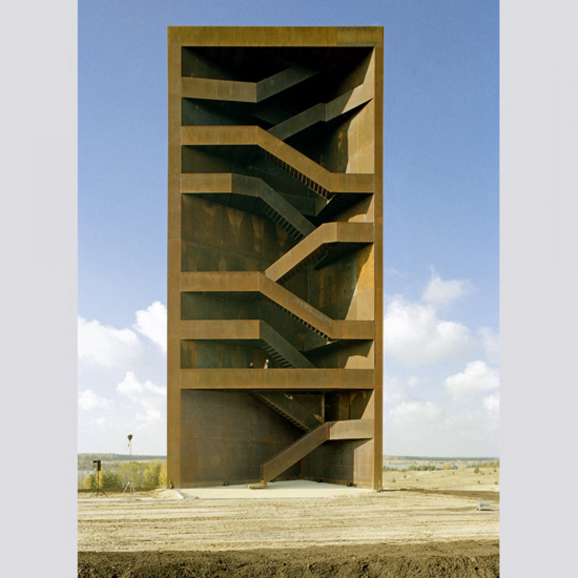 Architektur & Landschaft, Stefan Giers