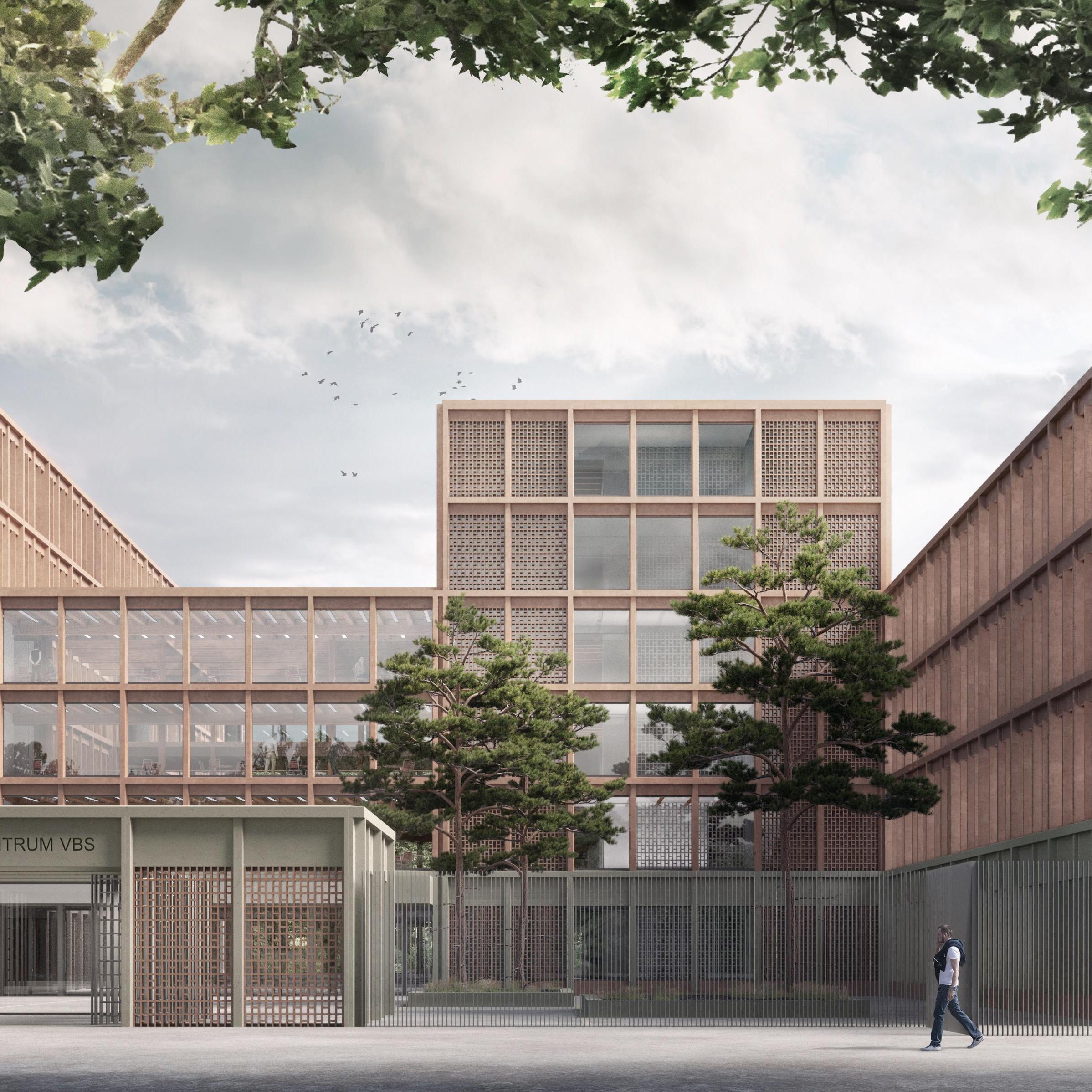 Die Gebäudekonstruktion soll zu einem grossen Teil aus Holz erstellt werden.
