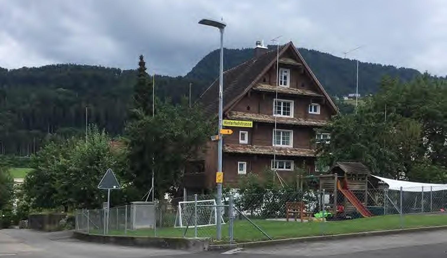 Bauernhaus in Pfäffikon SZ