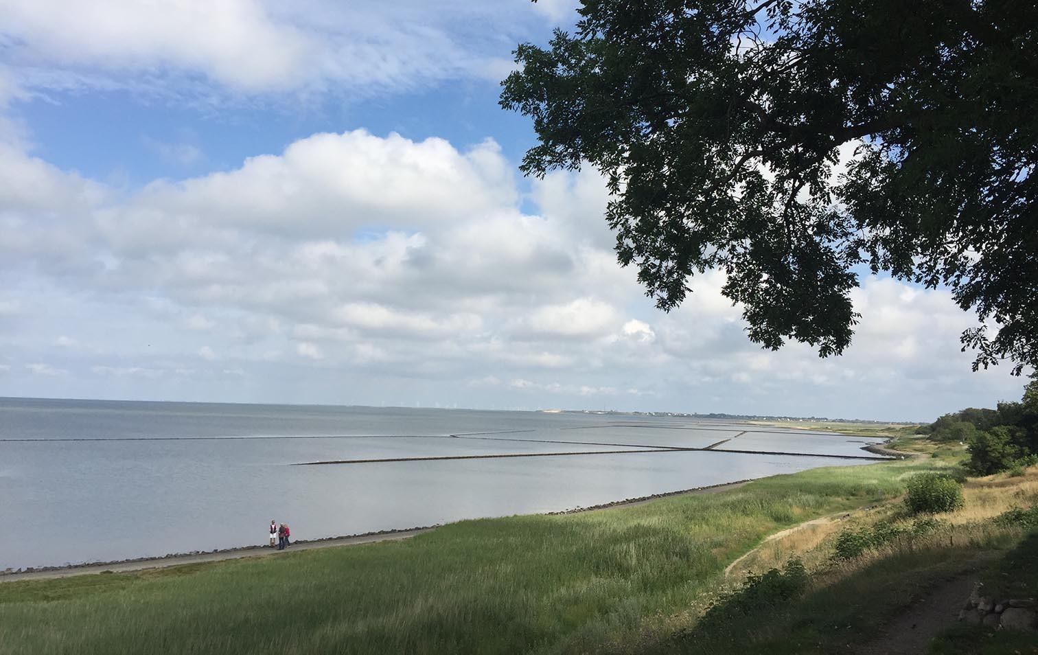 Wattenmeer bei Keitum