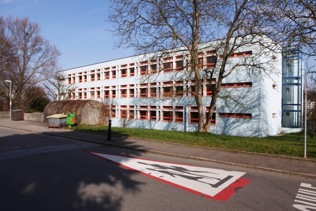 Sekundarschulanlage Spiegelfeld in Binningen