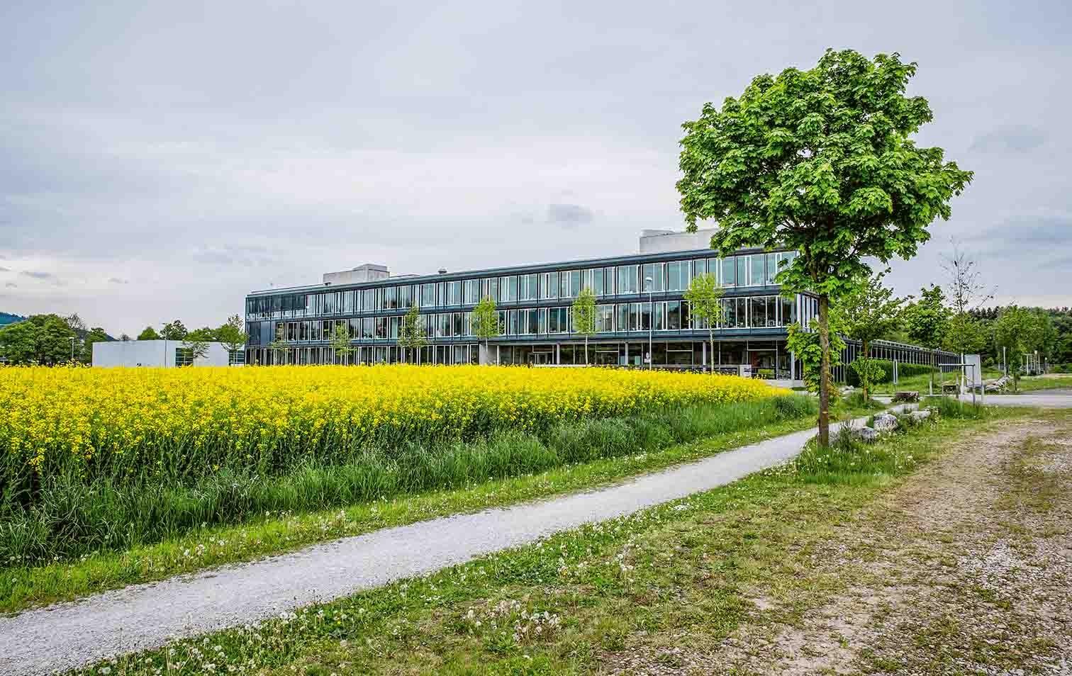 Hauptsitz der Stämpfli AG in Bern