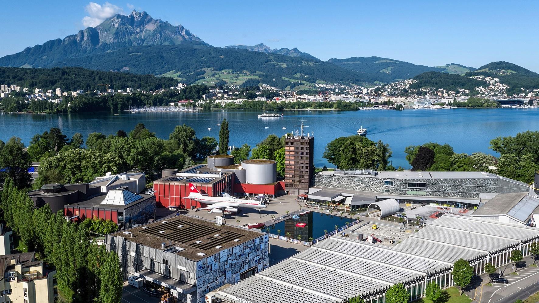 Verkehrshaus der Schweiz in Luzern