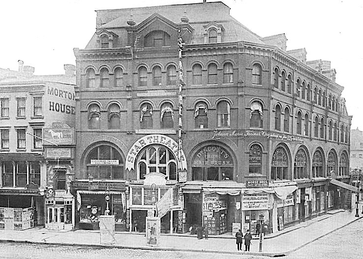 Star Theatre in New York