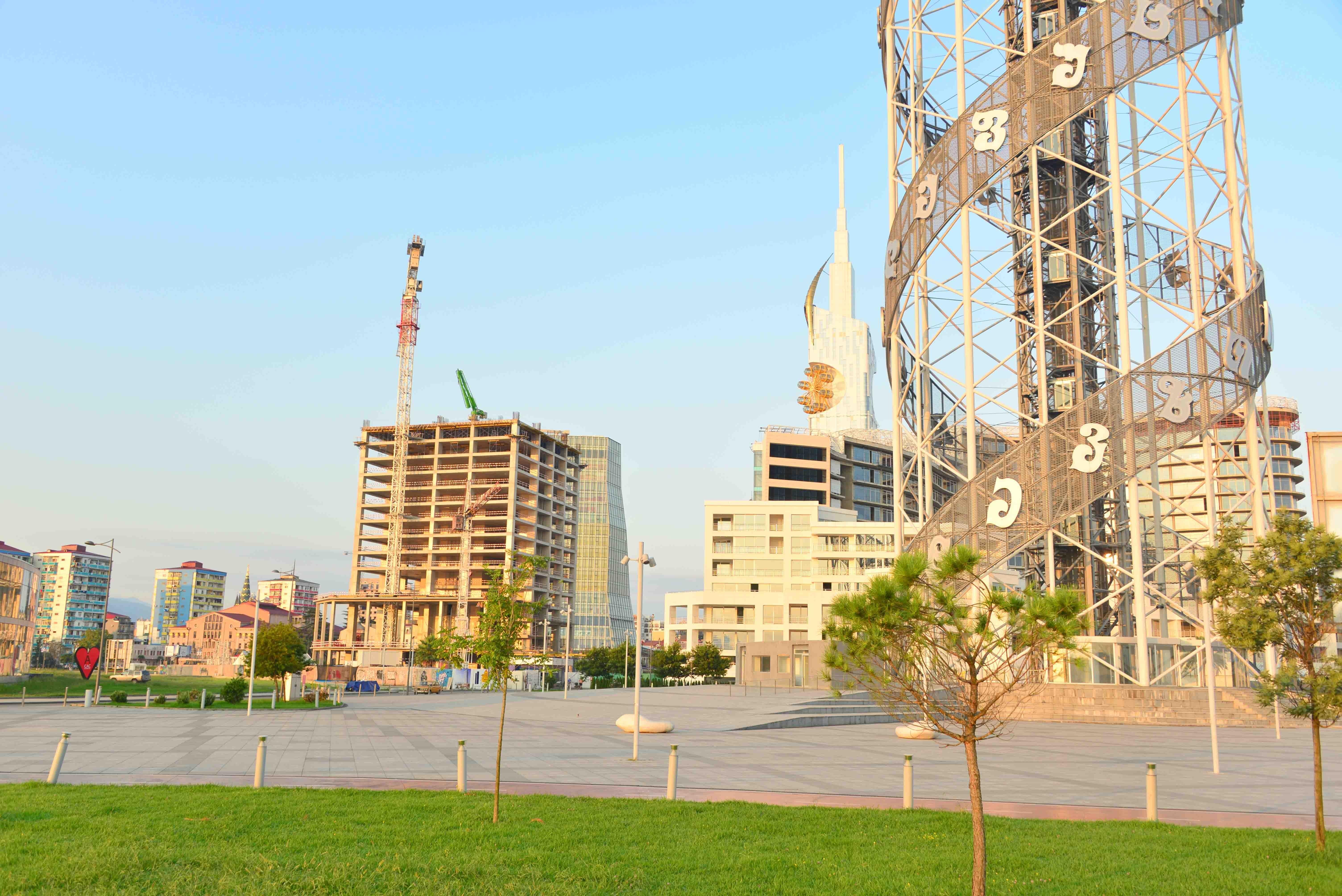 Batumi Tower in Georgien