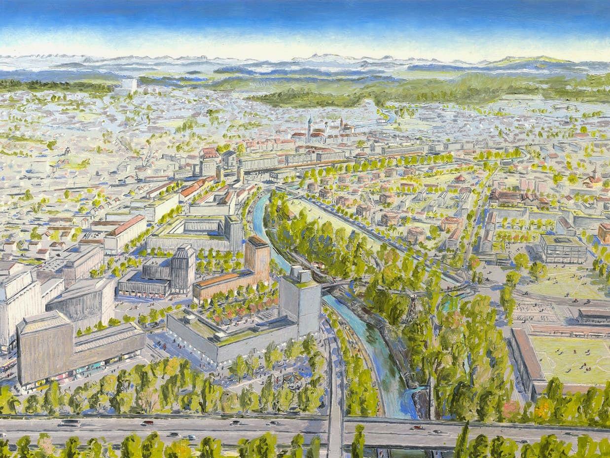 Arealentwicklung Murgbogen, Frauenfeld