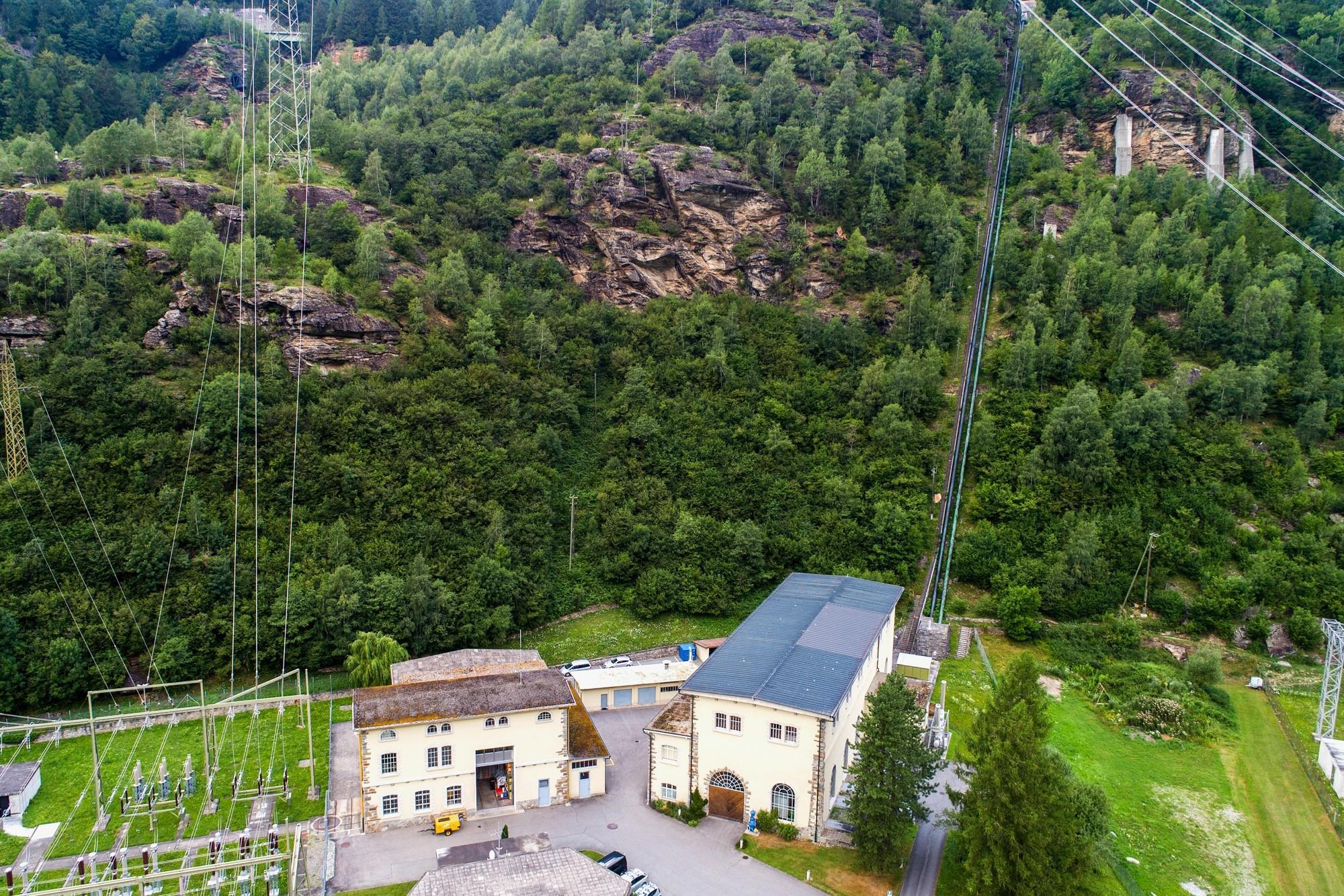 Gesamterneuerung Kraftwerk Robbia, Valposchiavo