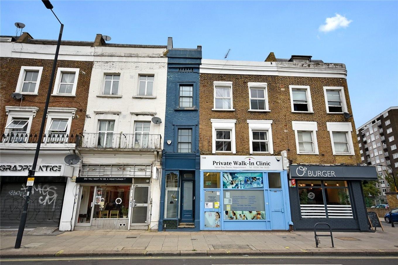 Das schmalste Haus in London