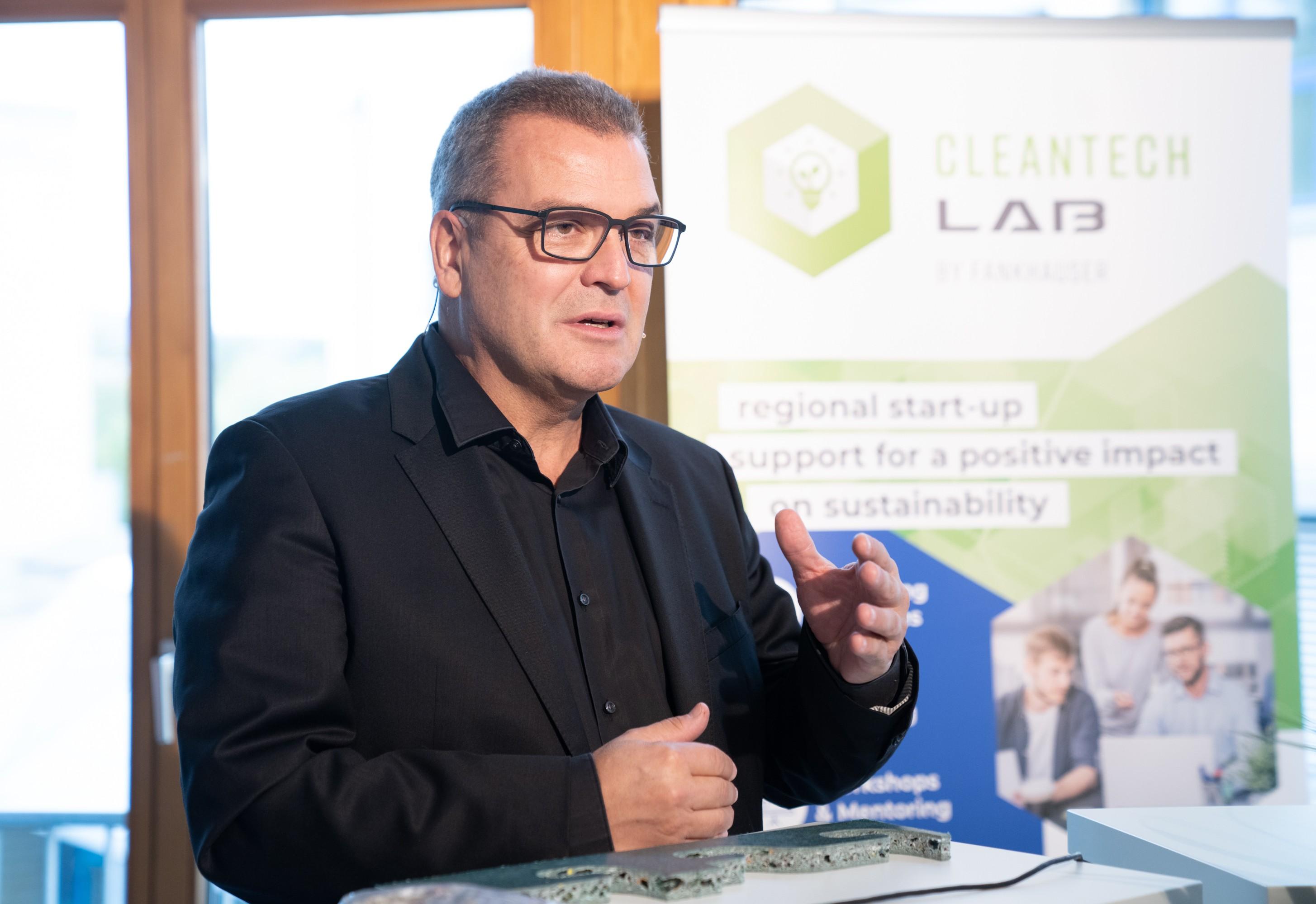 Hans-Jörg Fankhauser Fankhauser Arealentwicklungen AG
