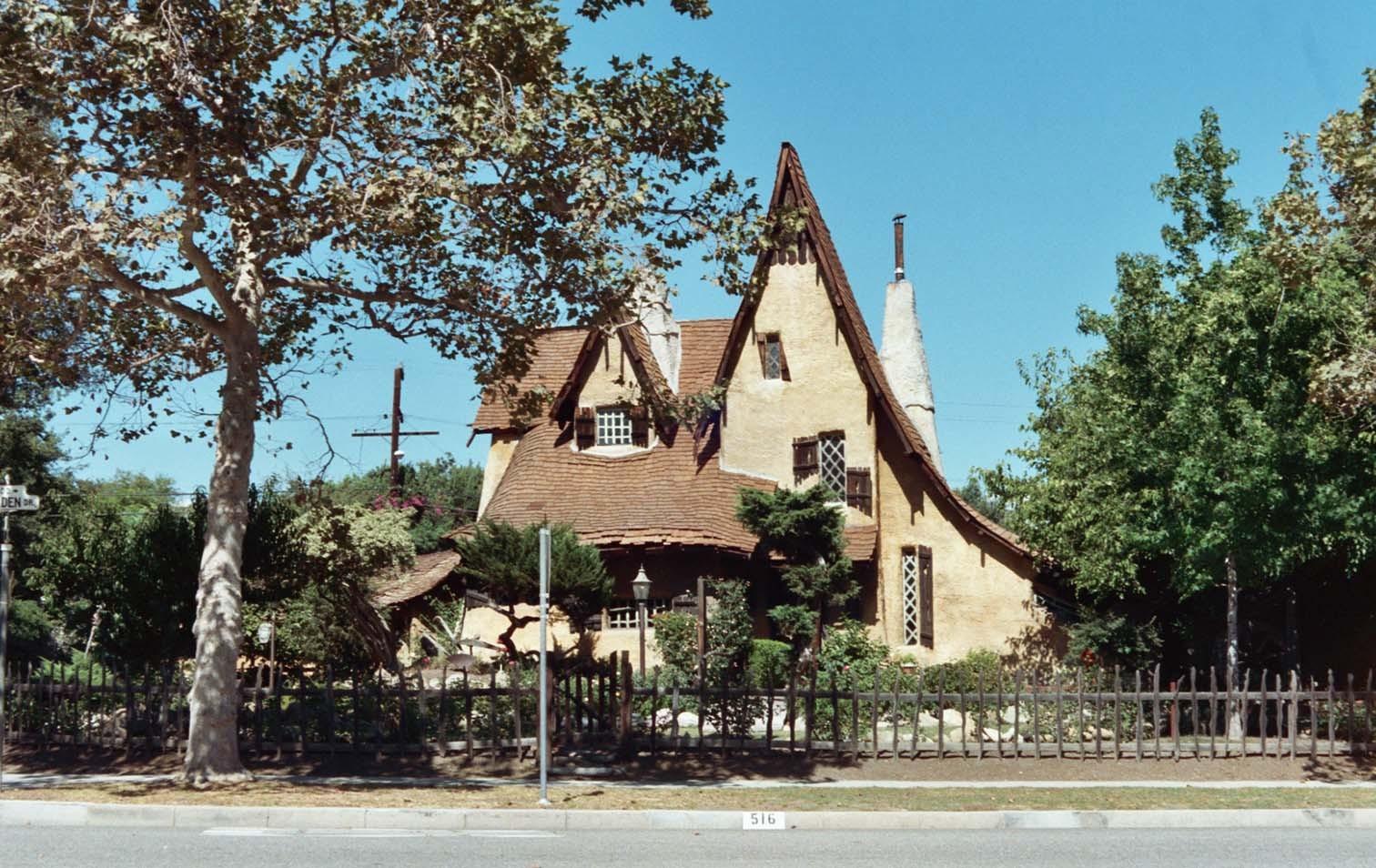 Spadena-Haus um 1990