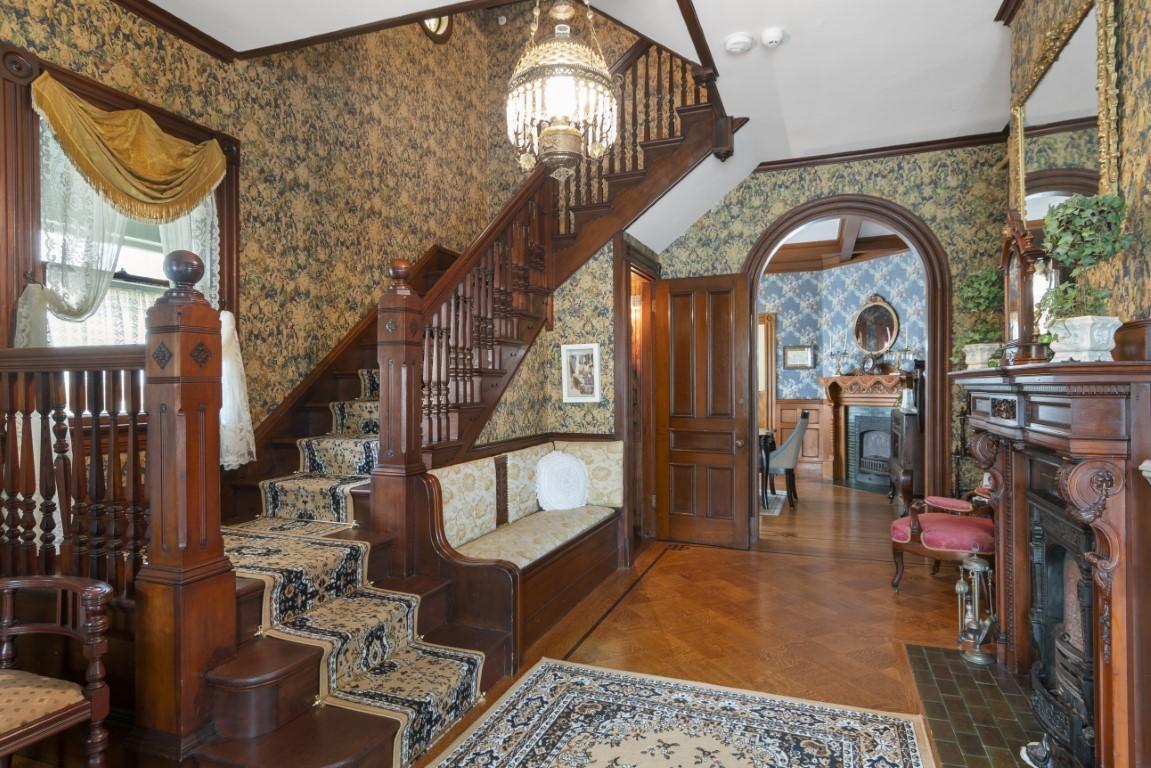 Wohnhaus von Lizzie Borden in Fall River