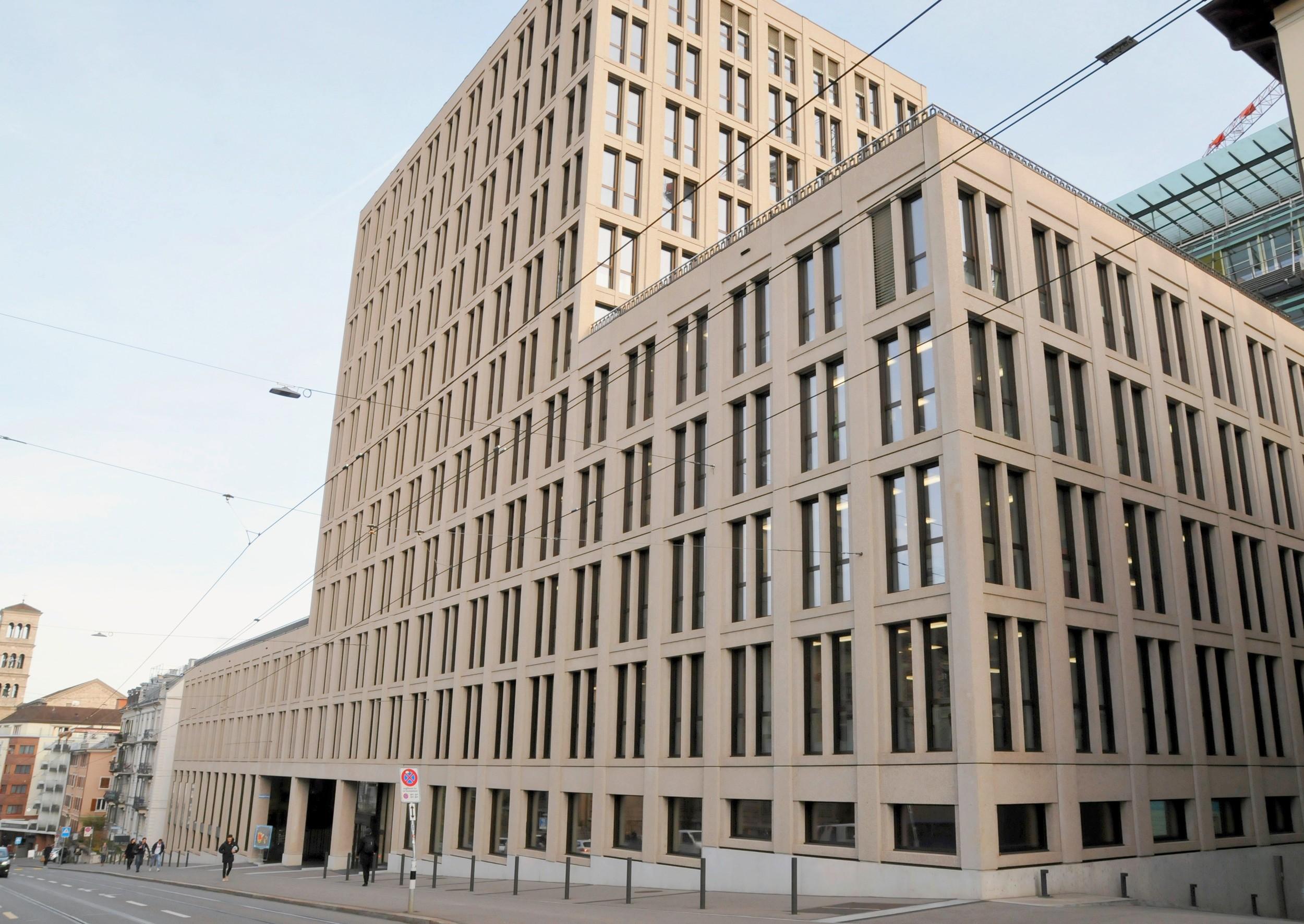 LEE-Gebäude der ETH Zürich