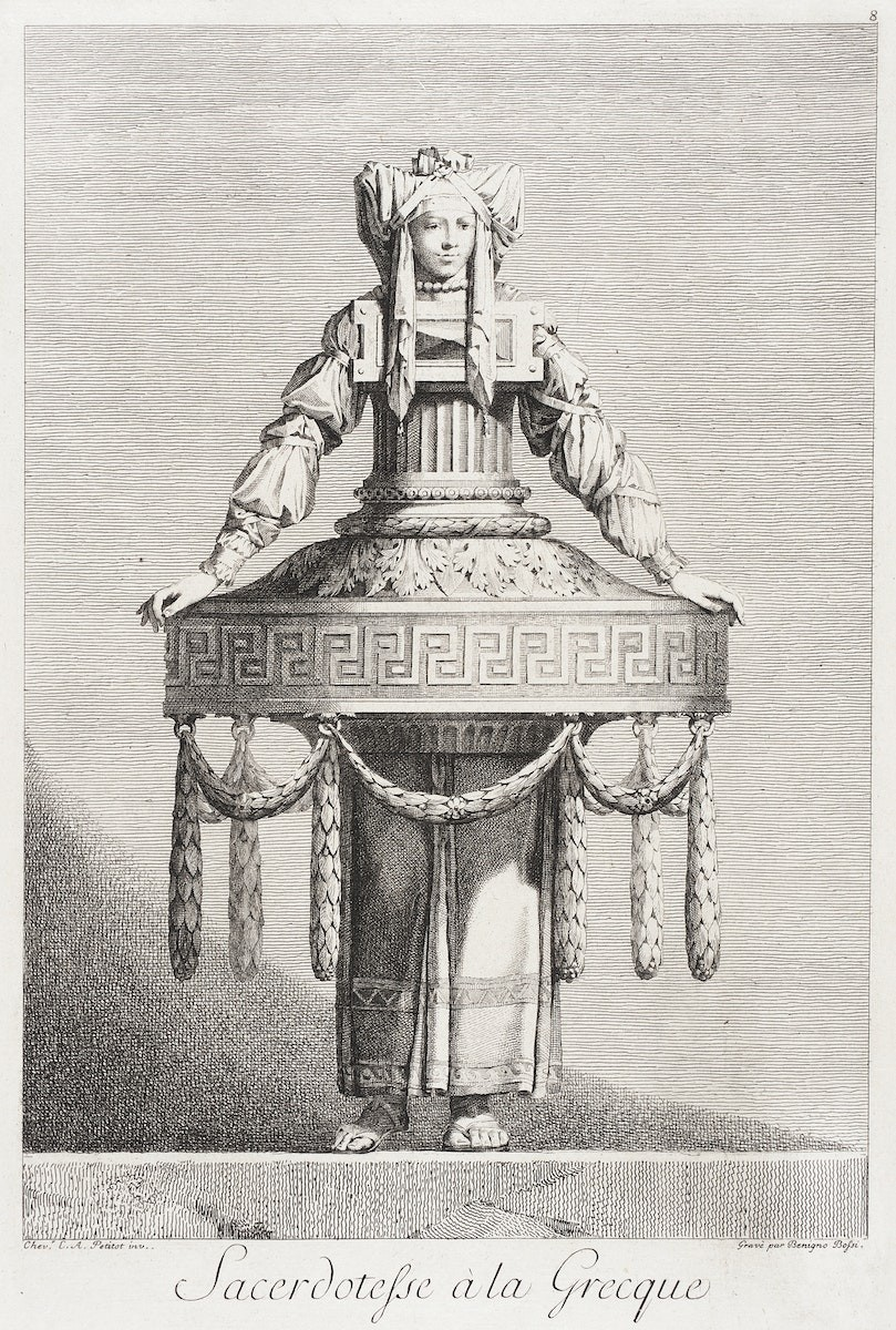 Priesterin