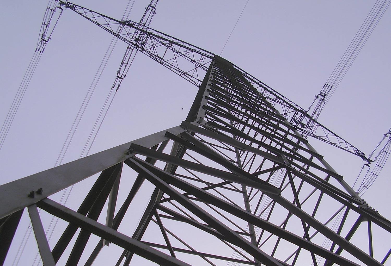 Strommast (Symbolbild)
