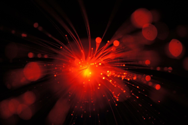 Glasfasern (Symbolbild)
