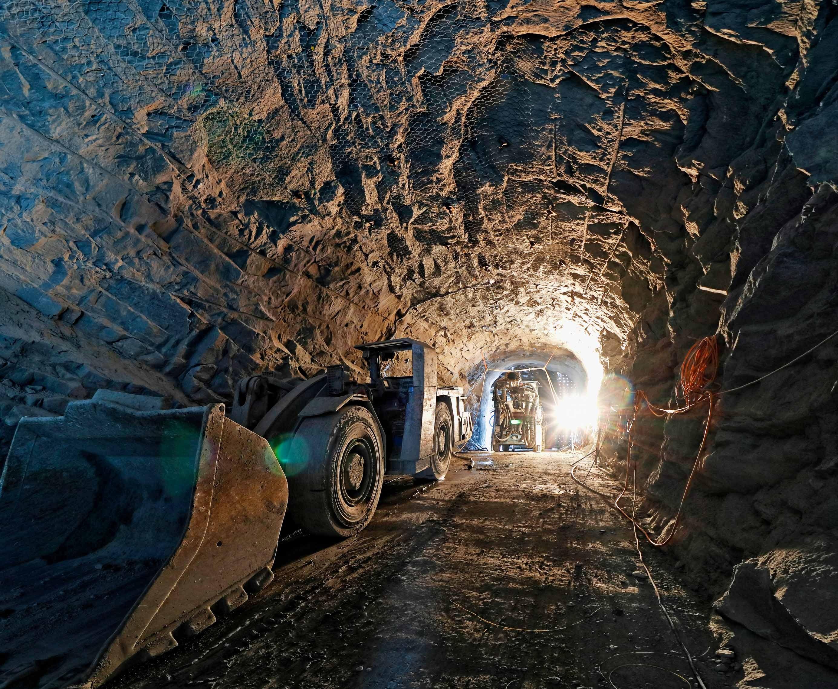 Tunnel Gletschergarten Luzern