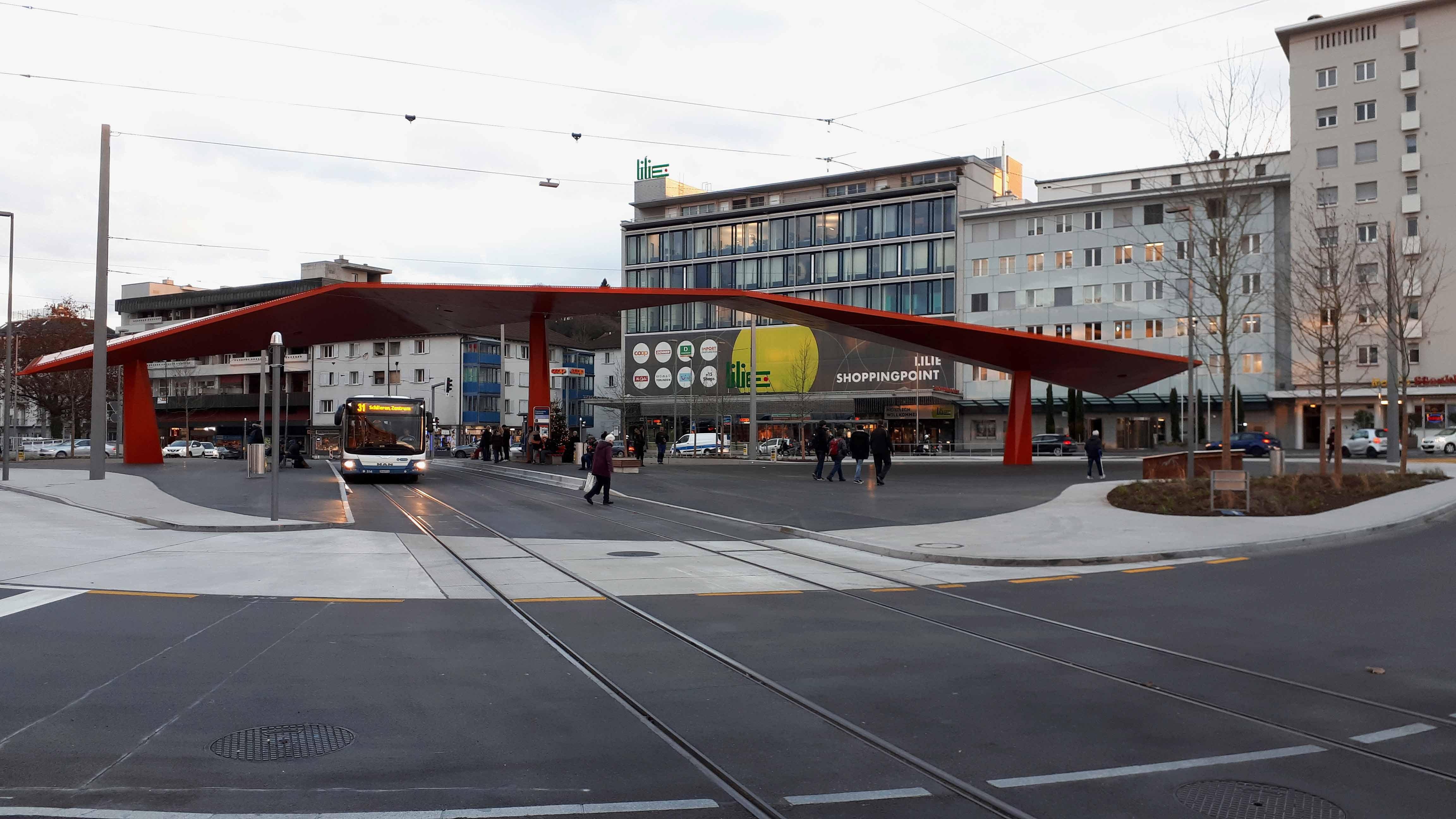 Stadtplatz Schlieren