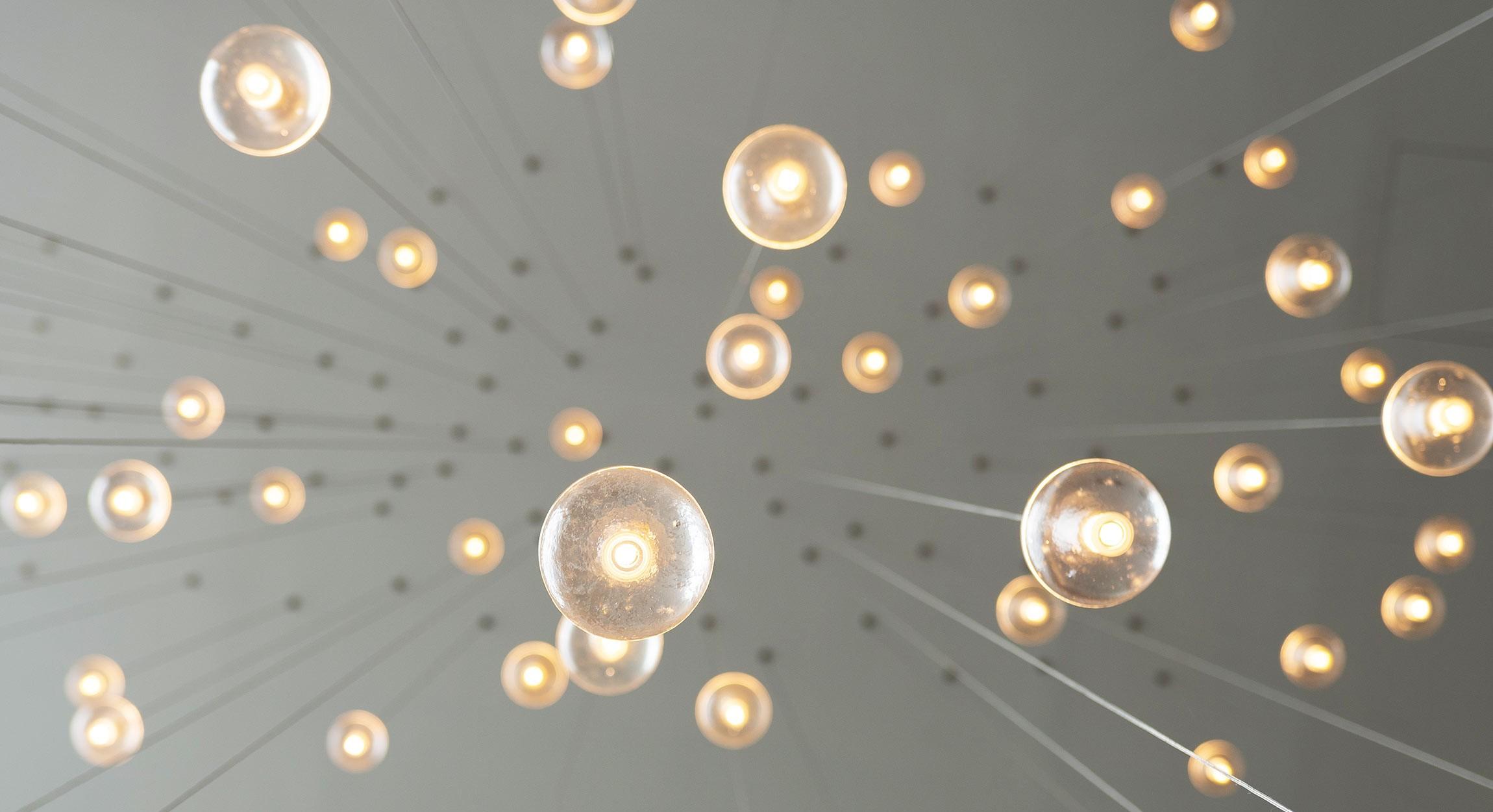 Lampen (Symbolbild)