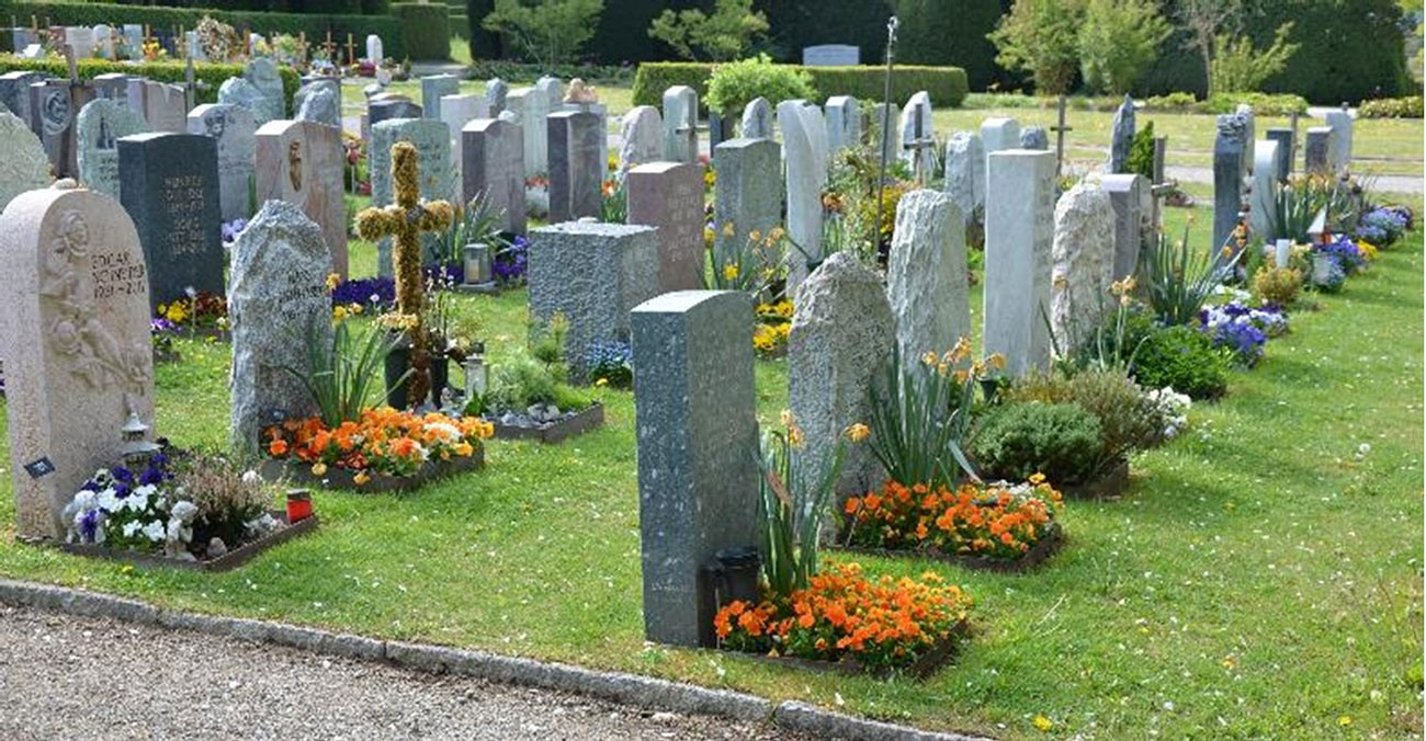 Friedhof Rosenberg, Winterthur