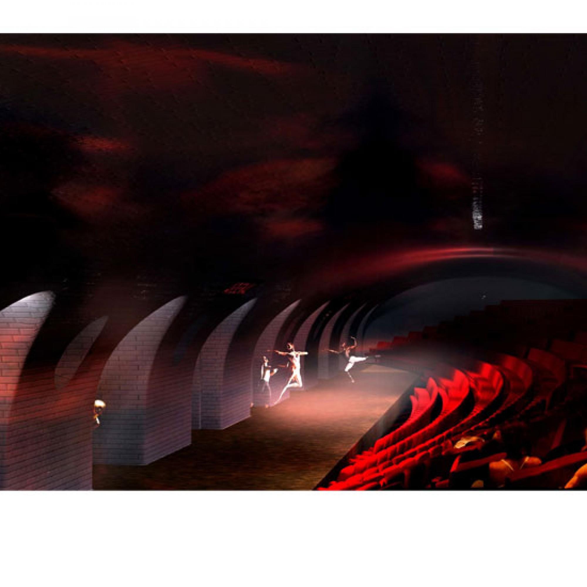 ...Kultur in Form von Ballett... (PD)