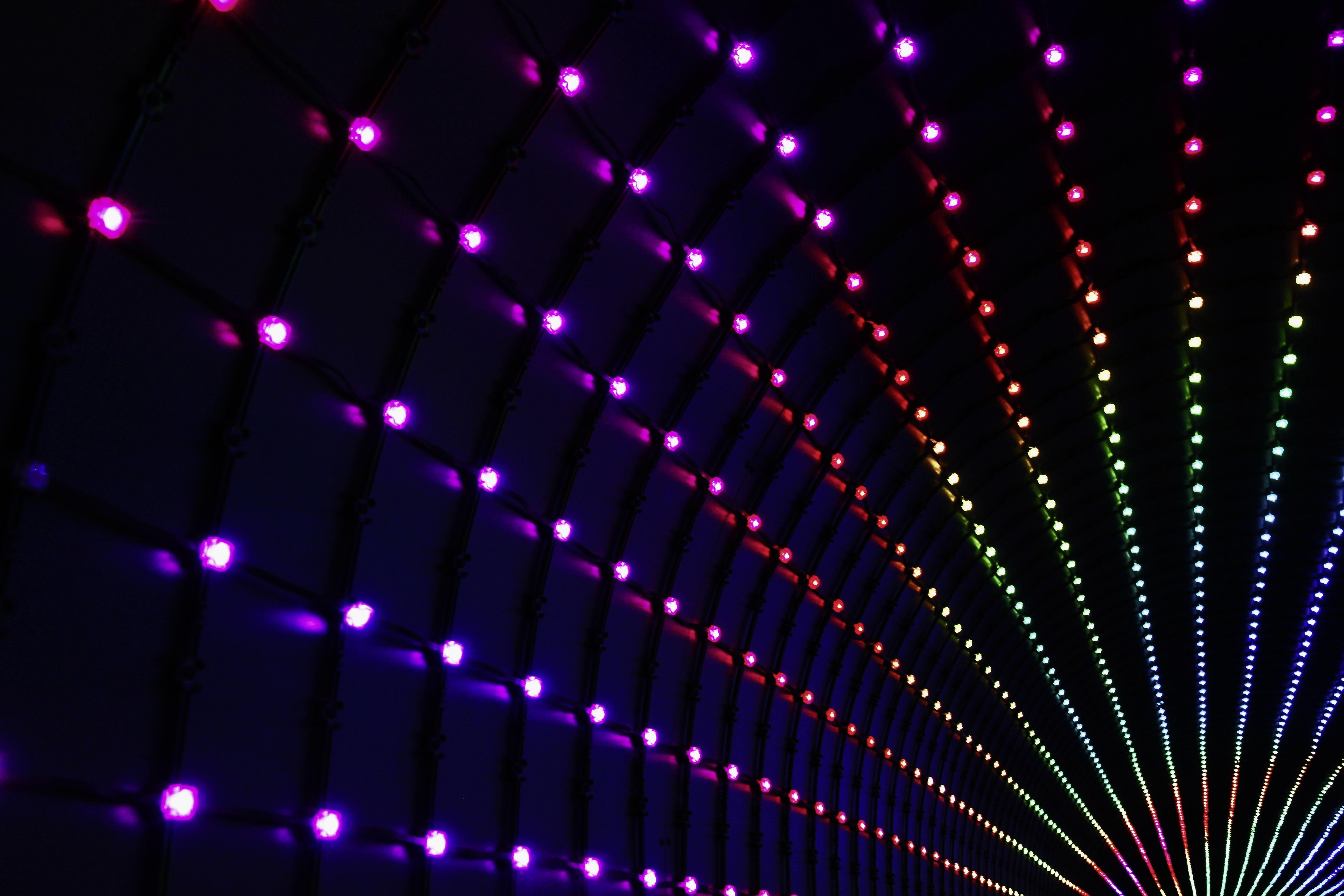 LED-Streifen Licht Beleuchtung Swiss Lighting Forum SLF Basel