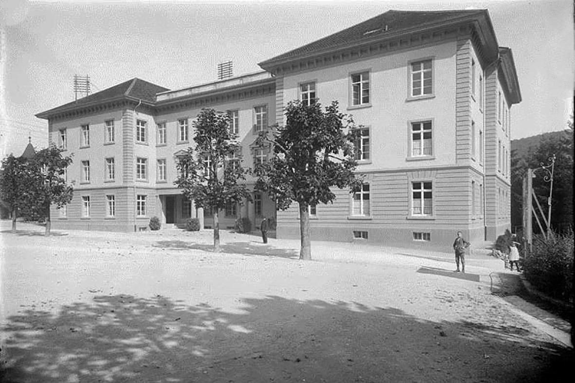 Kantonsgericht Liestal um 1919