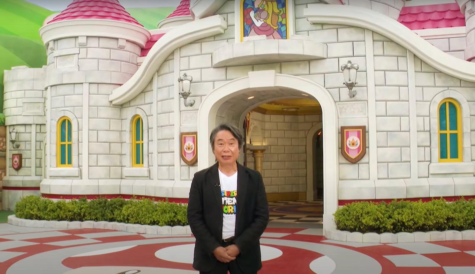 Nintendo-Entwickler Shigeru Miyamoto