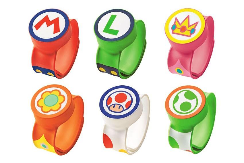 Power-Up-Armbänder Super Nintendo World