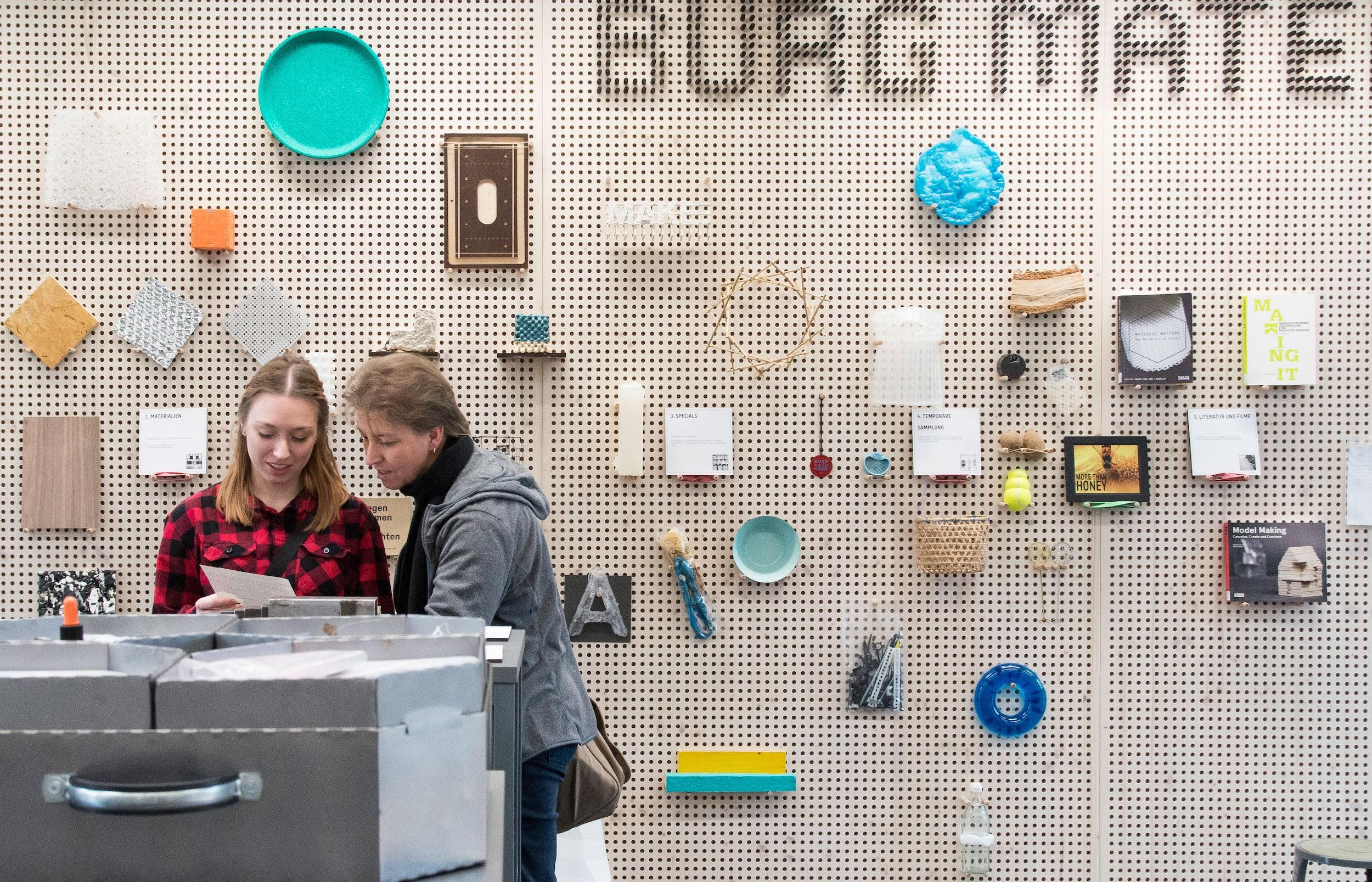 Materialsammlung BURG
