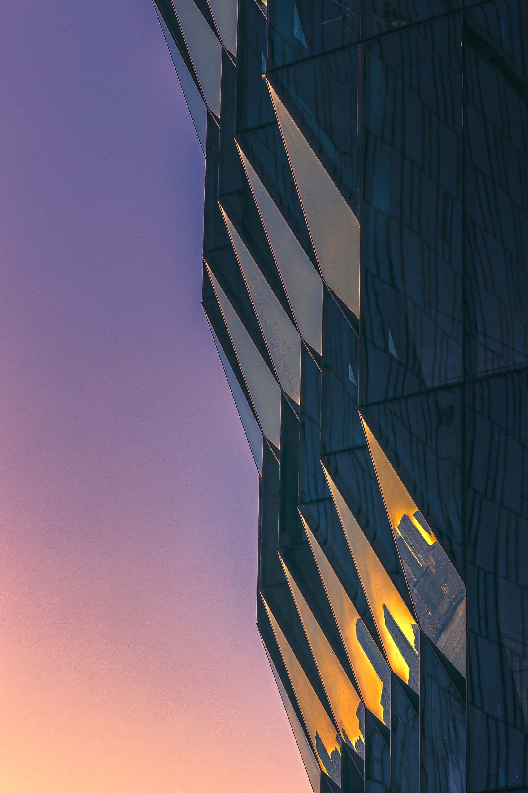 Fassade in New York