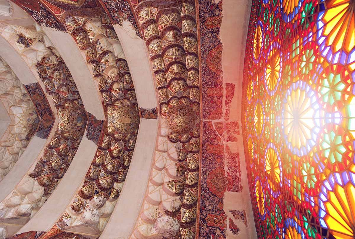 Arg of Karim Khan by Borna Mirahmadian