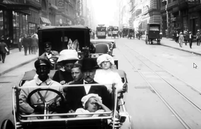 New York um 1911 (Screenshot)