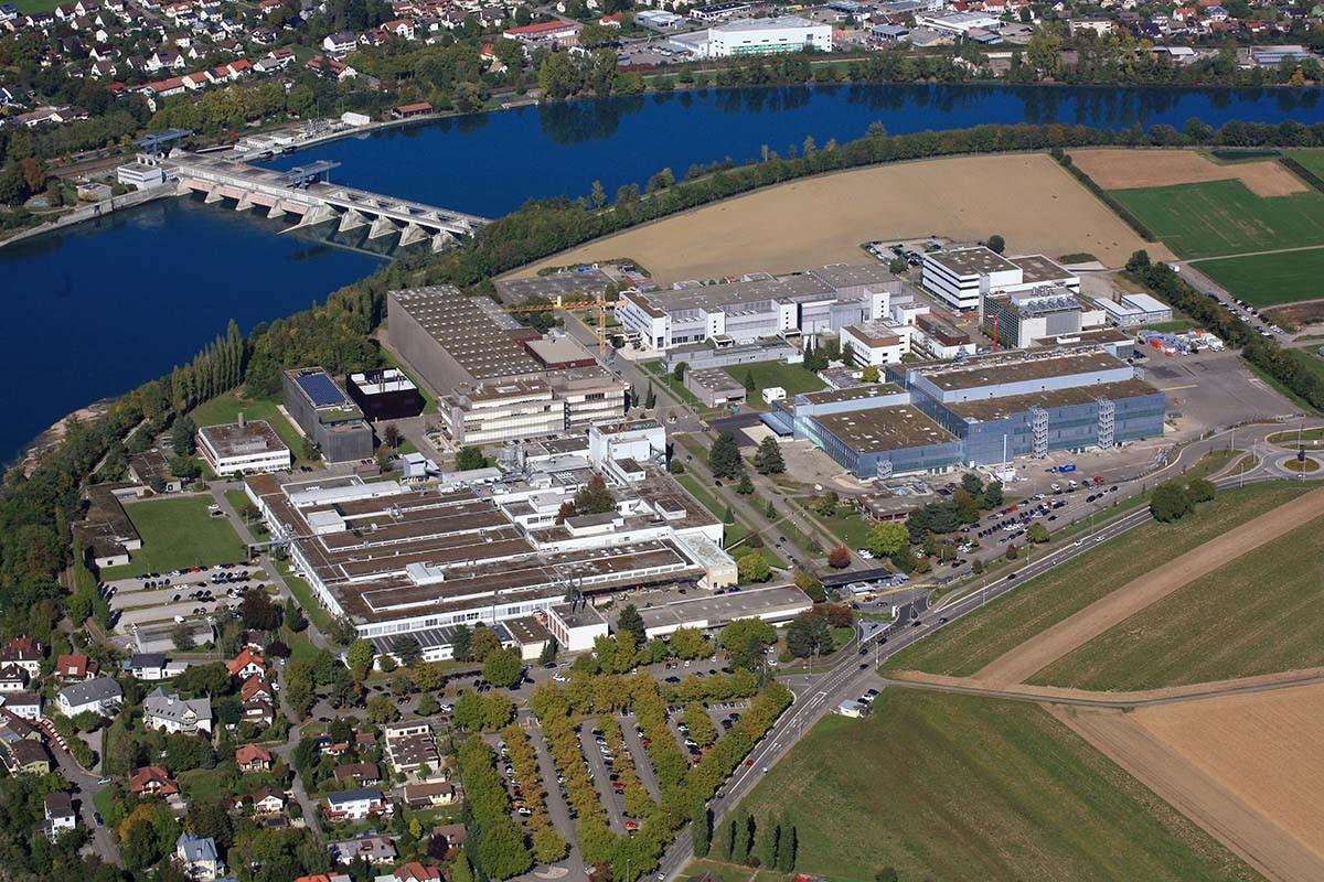 Produktionsstätte für Zell- und Gentherapien in Stein