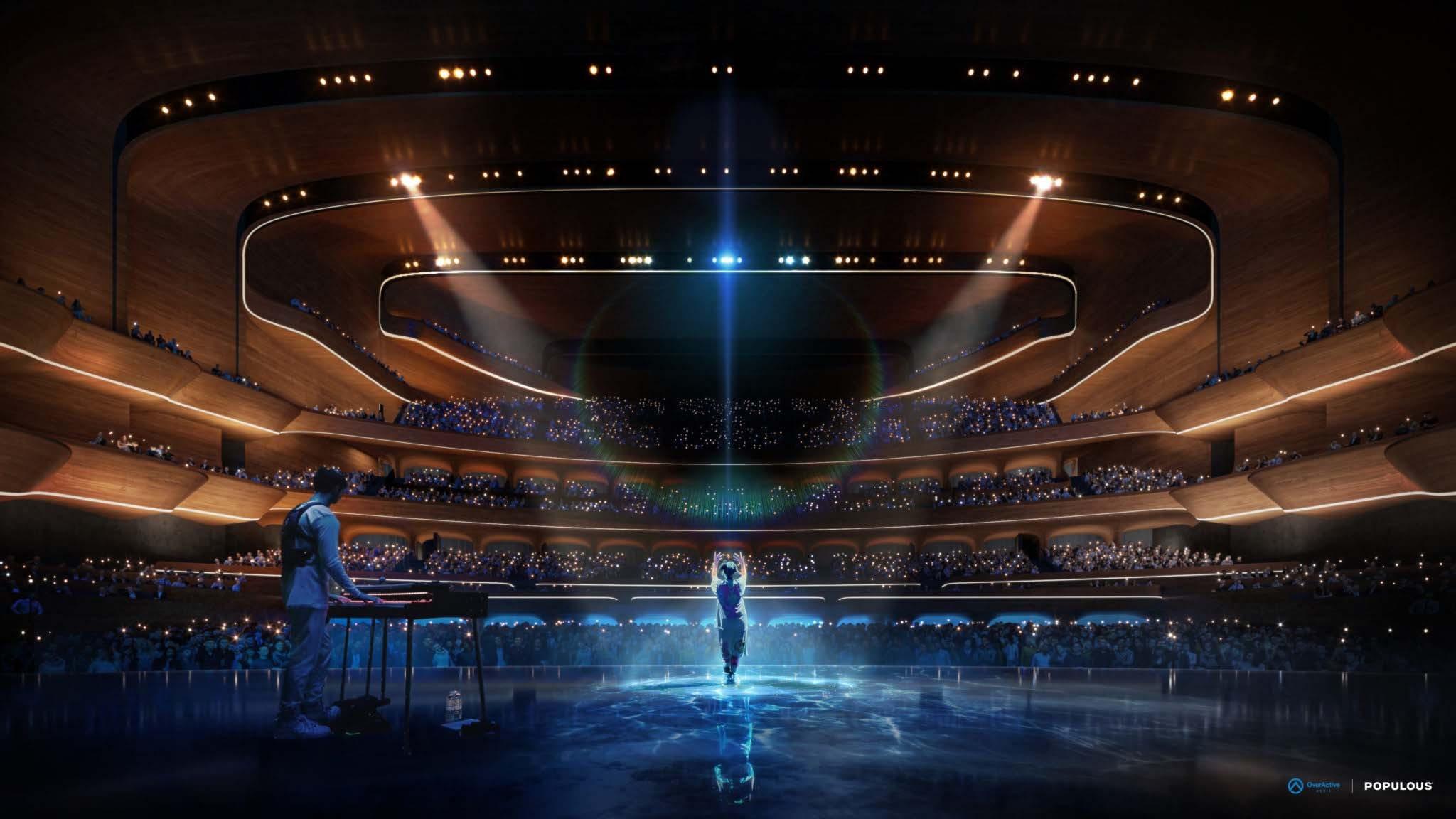 Visualisierung Theater Toronto
