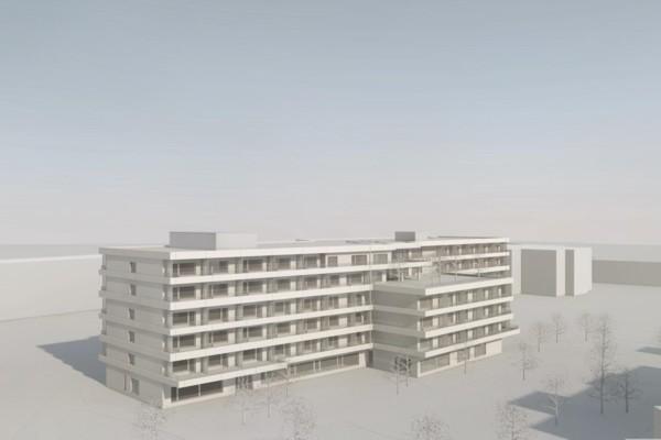 Visualisierung Ausbau Altersheim Rubiswil Schwyz