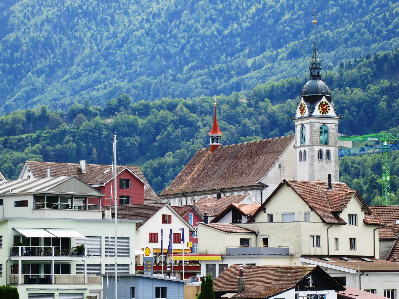 Kirche in Gemeinde Arth