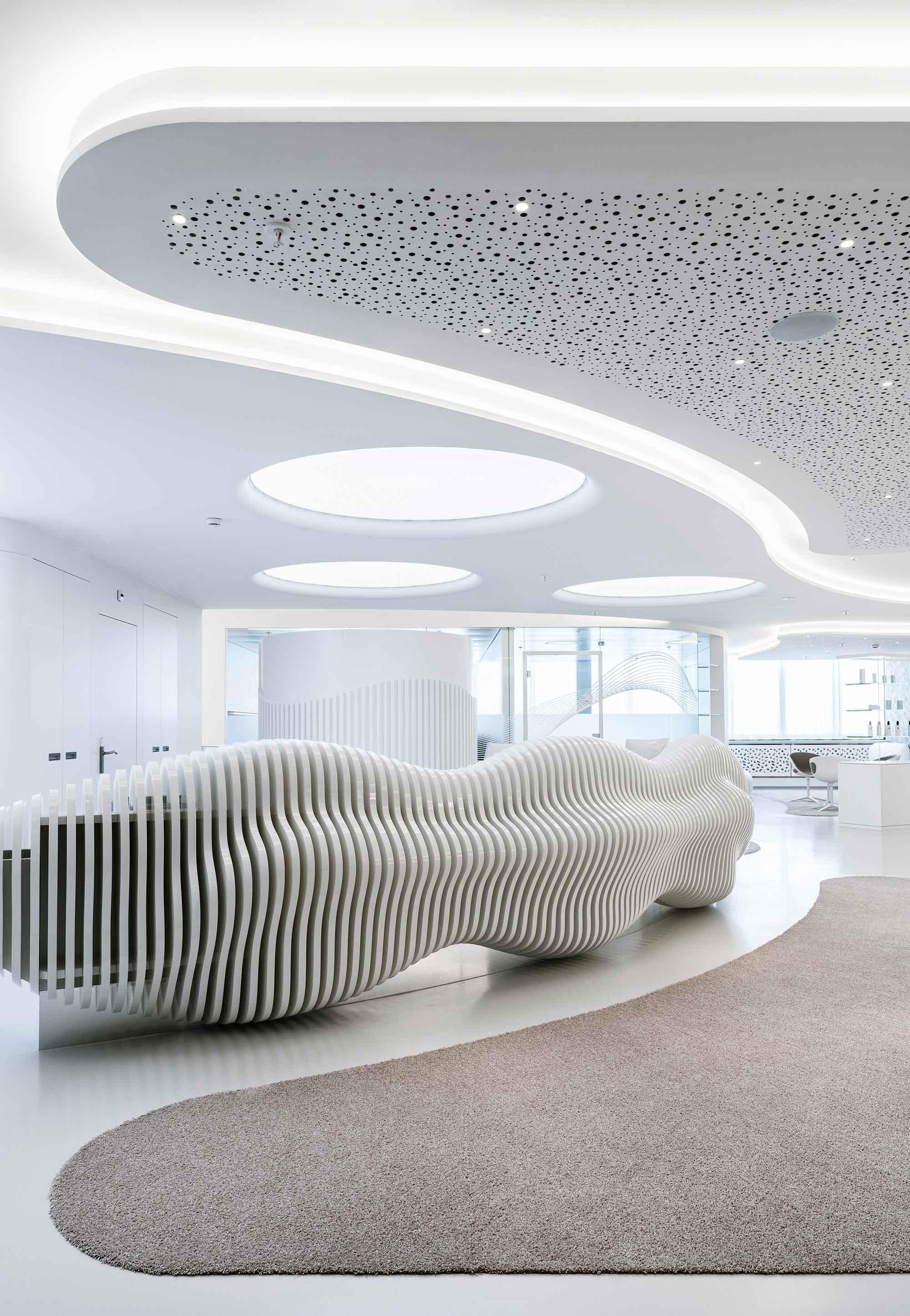 Interior Pallas-Klinik