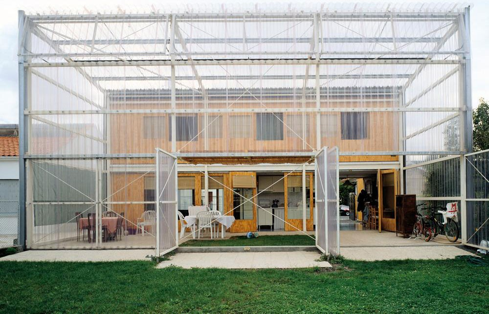 Maison Latapie, 1993, Floriac.
