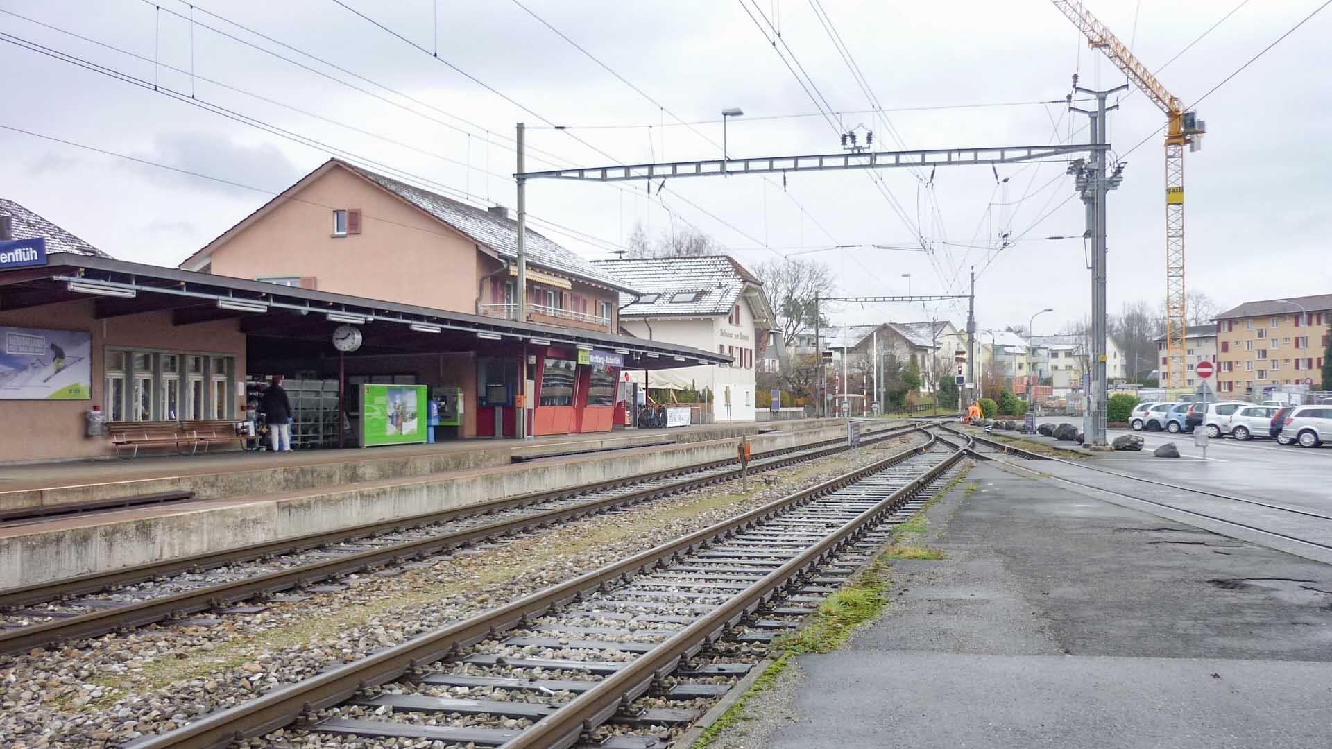 Bahnhof Kirchberg-Alchenflüh