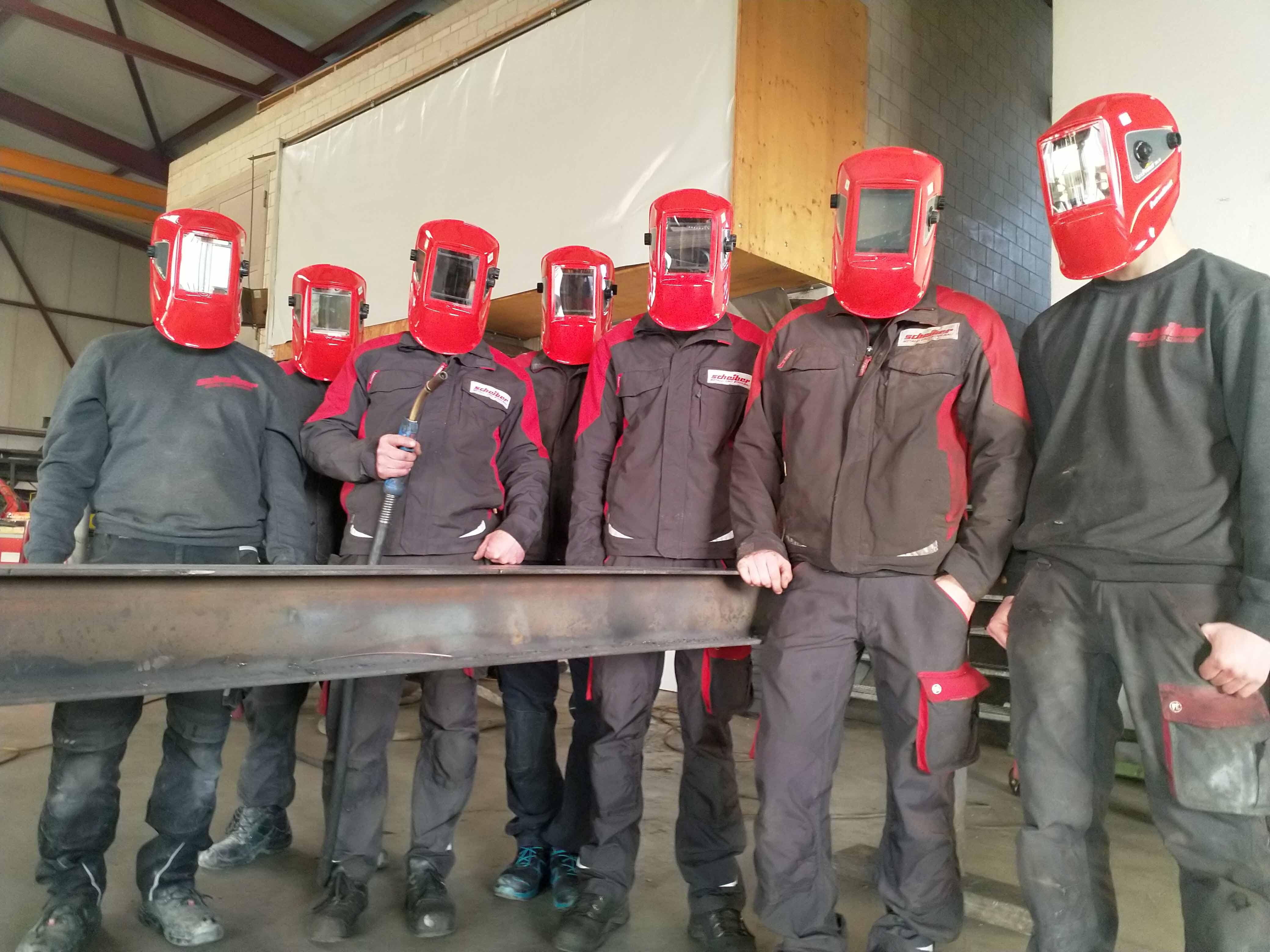 Team Scheiber GmbH Stahlbau
