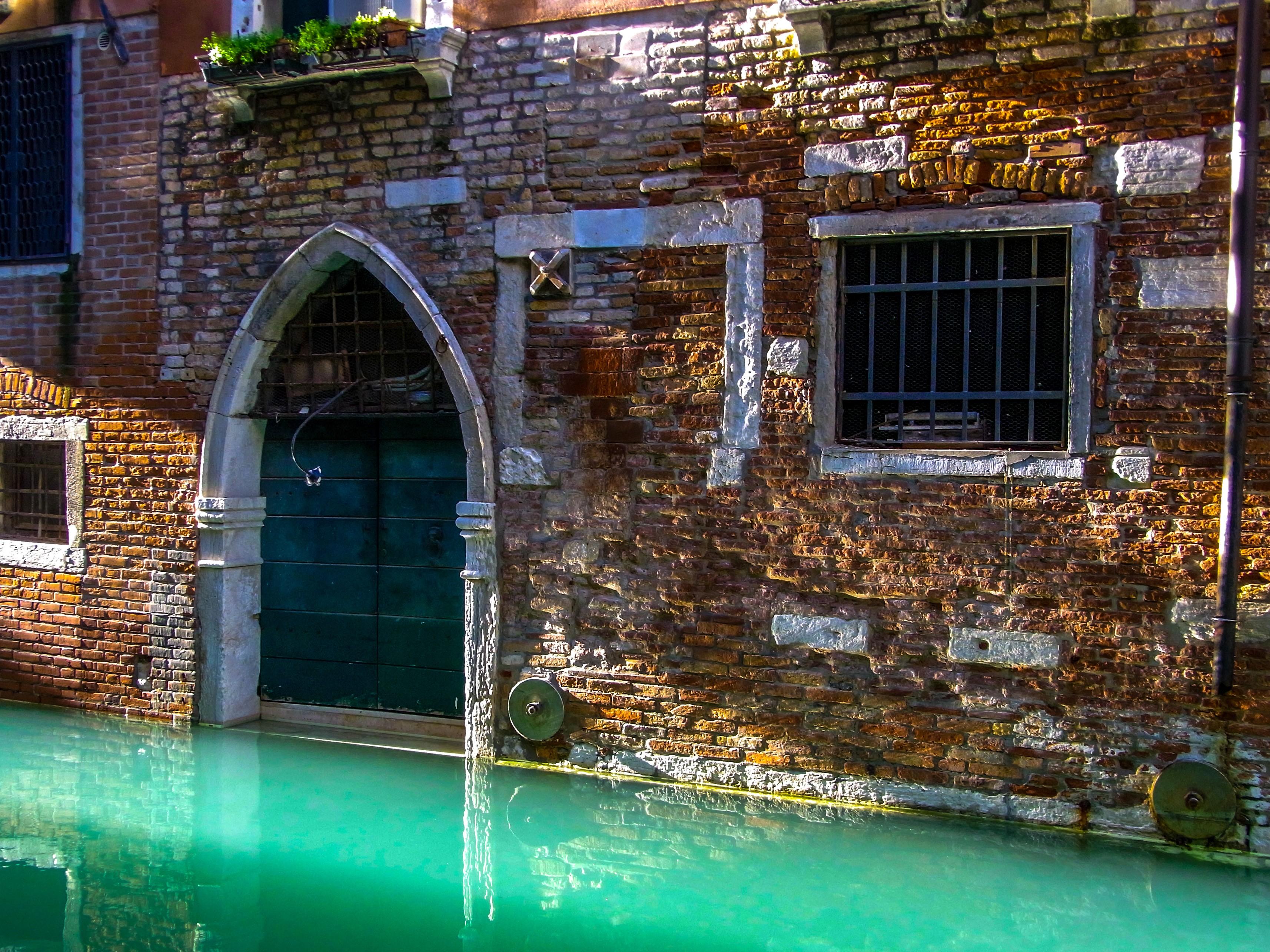 Mauern Venedig