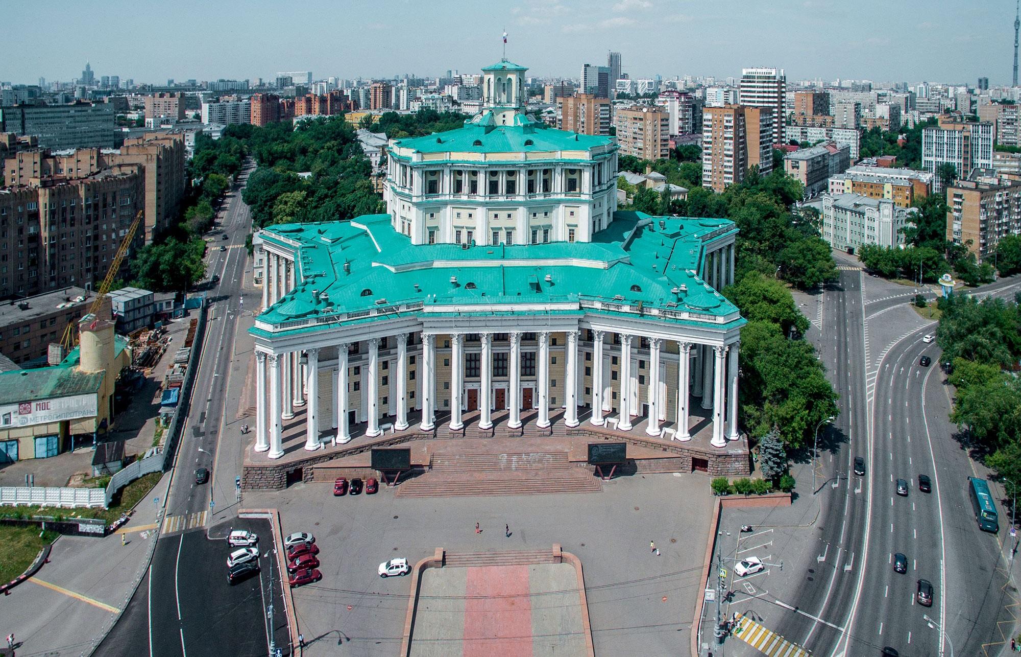 Theater der Roten Armee, 1935-1940