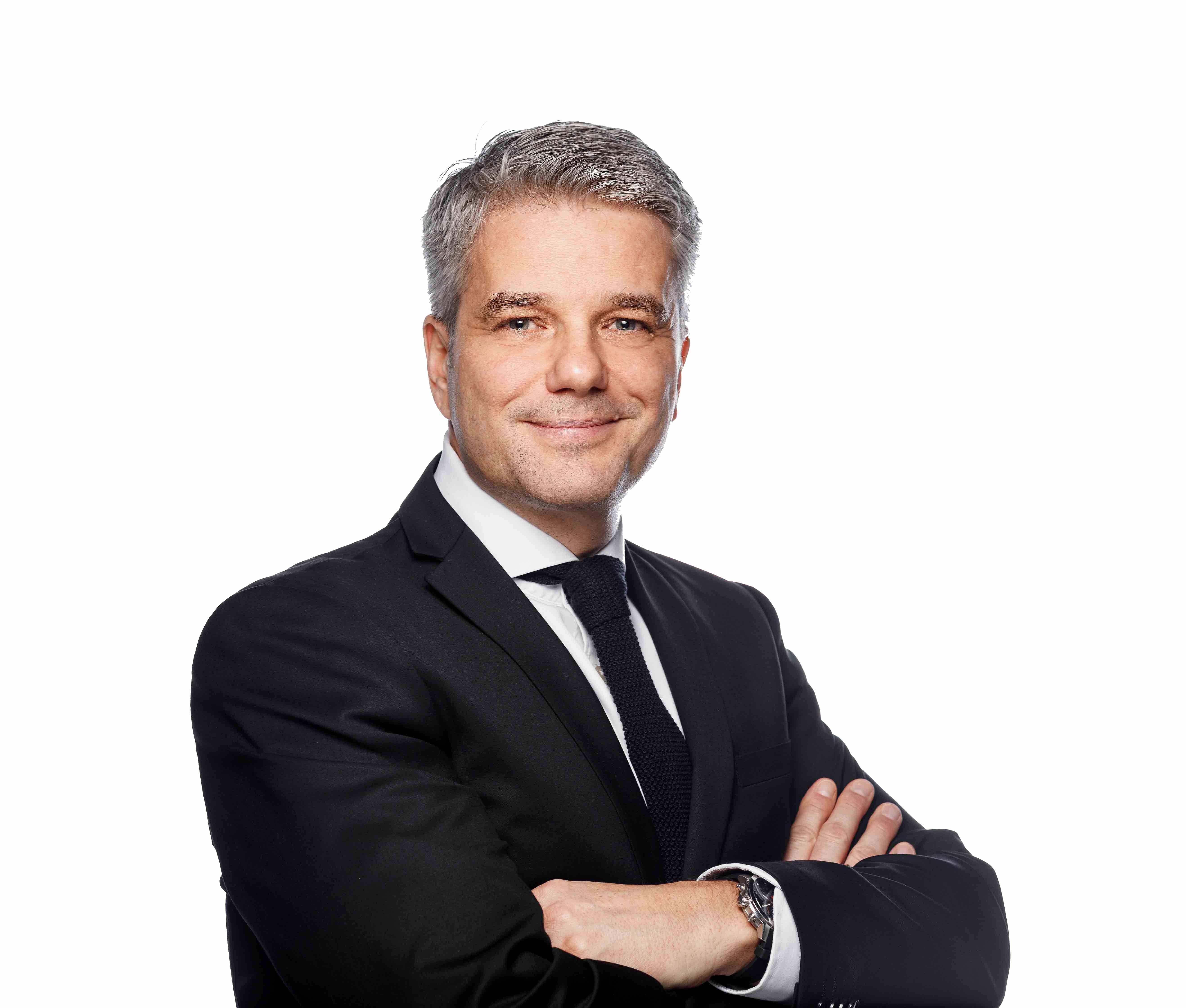 Andreas Breschan CEO Hörmann
