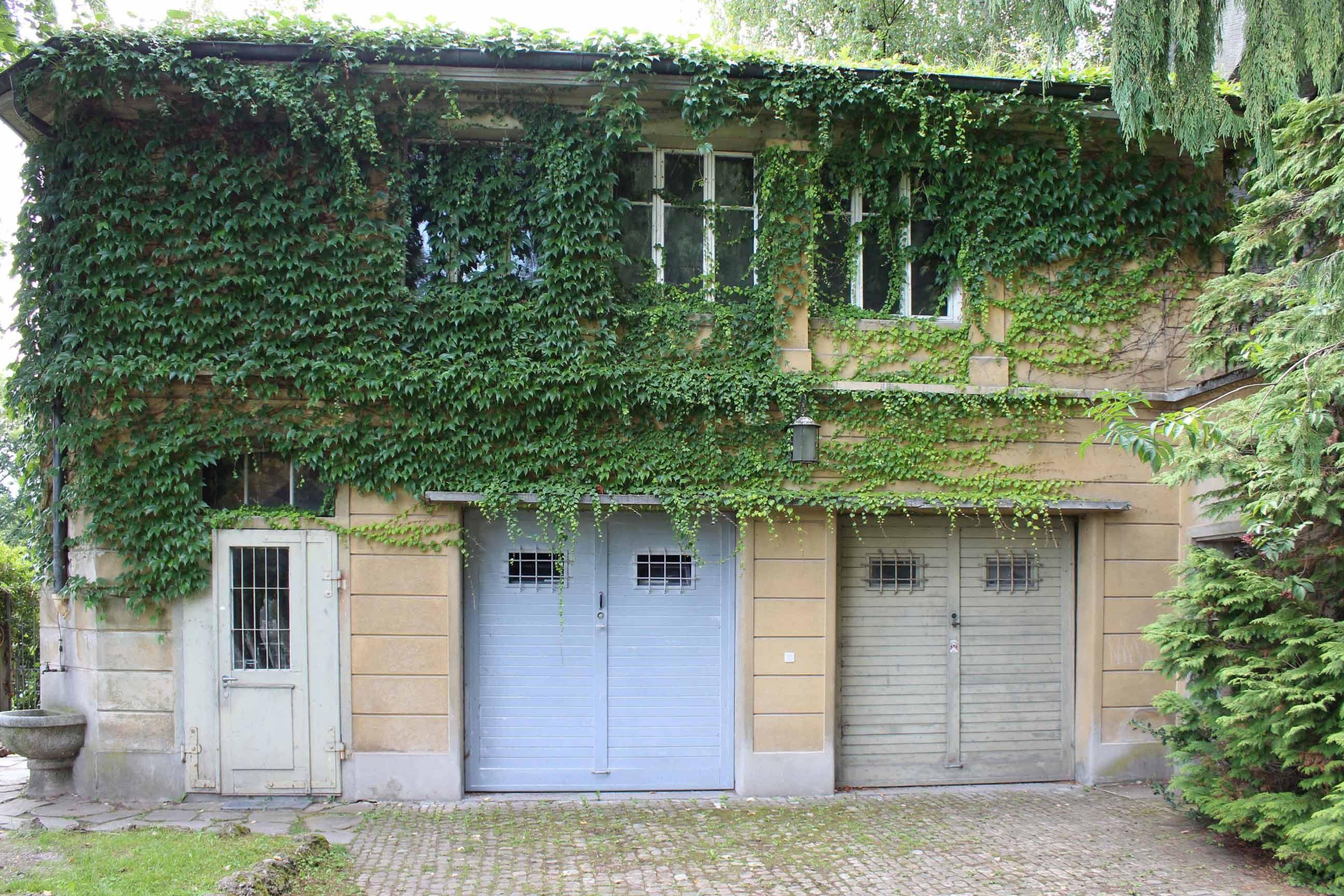 Remise bei Villa Musegg in Luzern