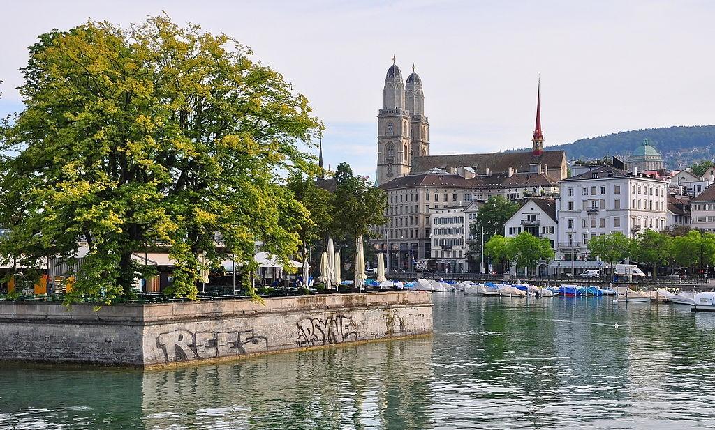 Bauschänzli Stadt Zürich