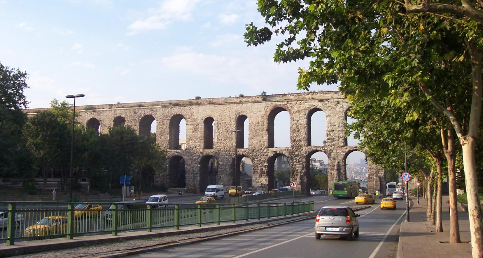 Valens-Viadukt in Istanbul