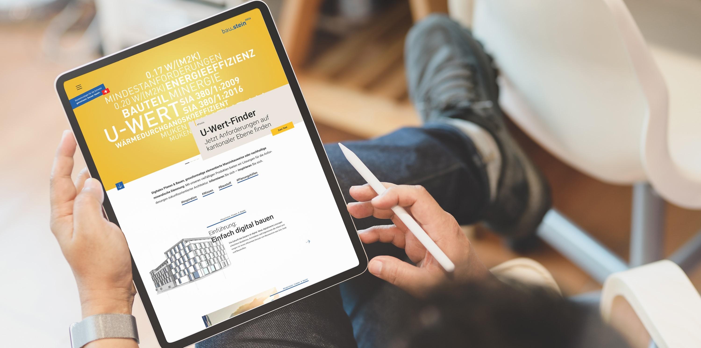 U-Wert-Finder von Xella Porenbeton Schweiz