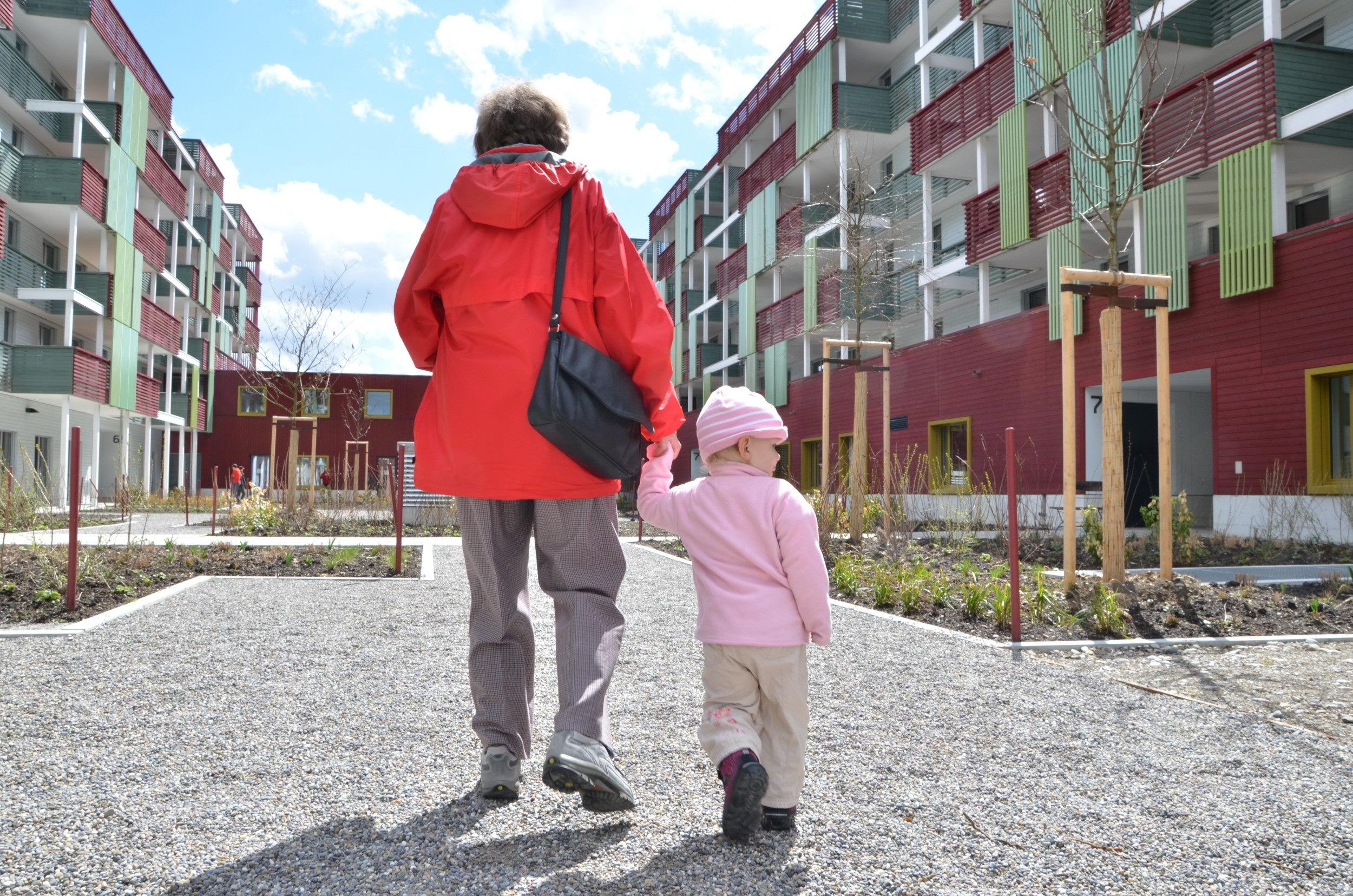 Mehrgenerationensiedlung «Giesserei» Winterthur