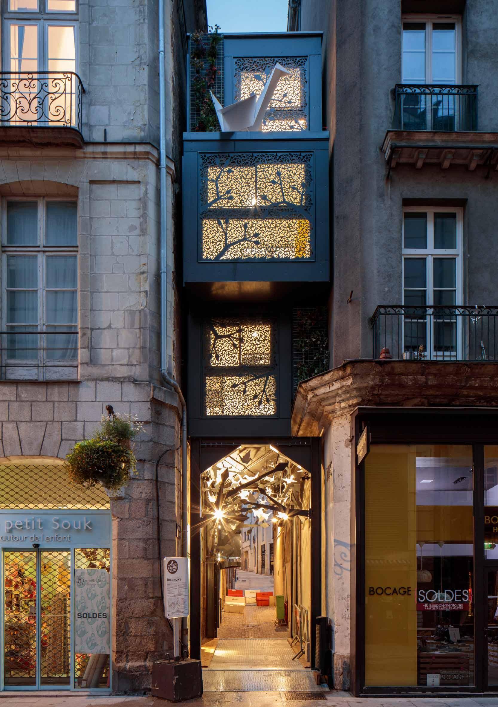 Micr'Home in Nantes