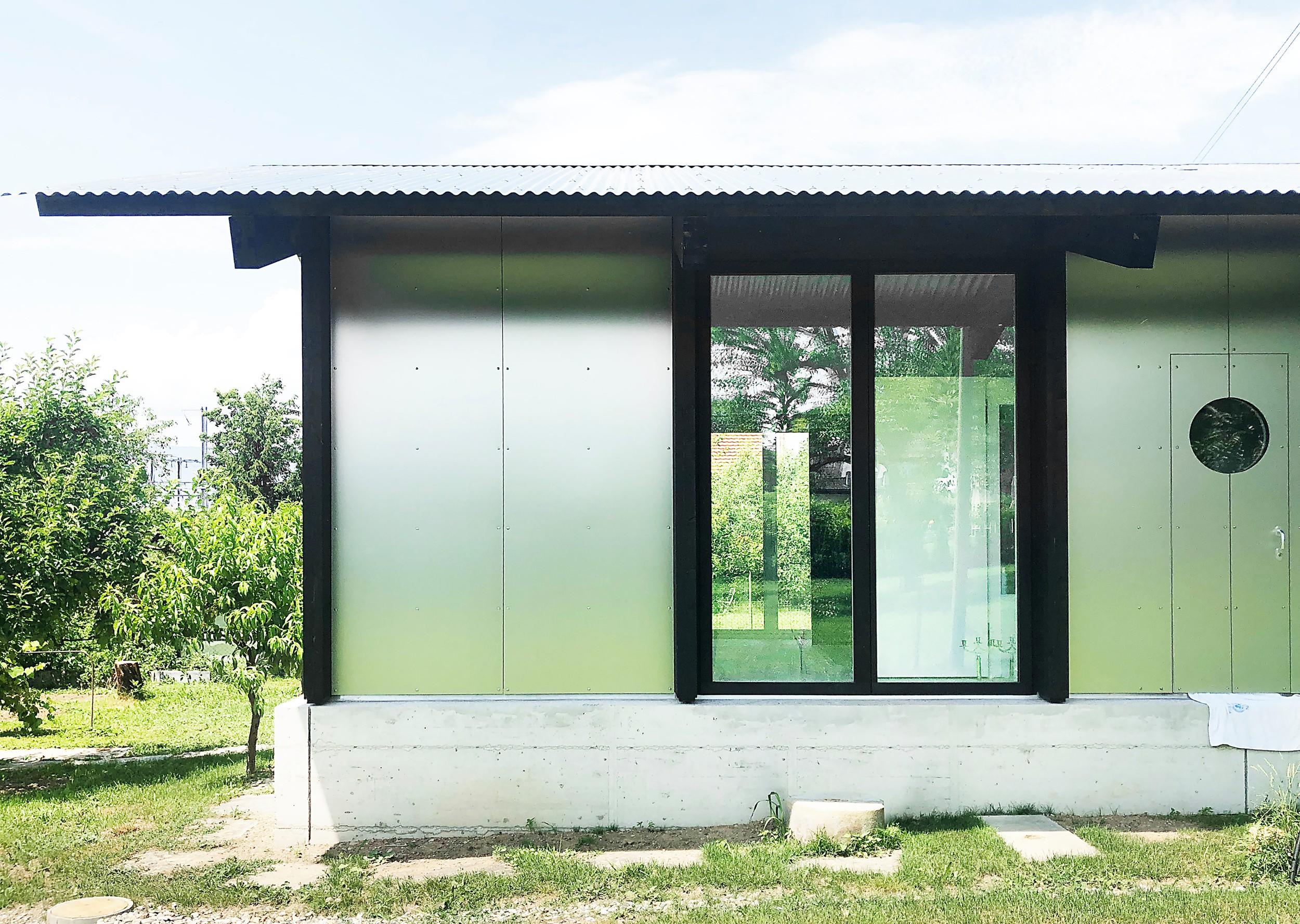 The Permanent Weekend House in Vernier